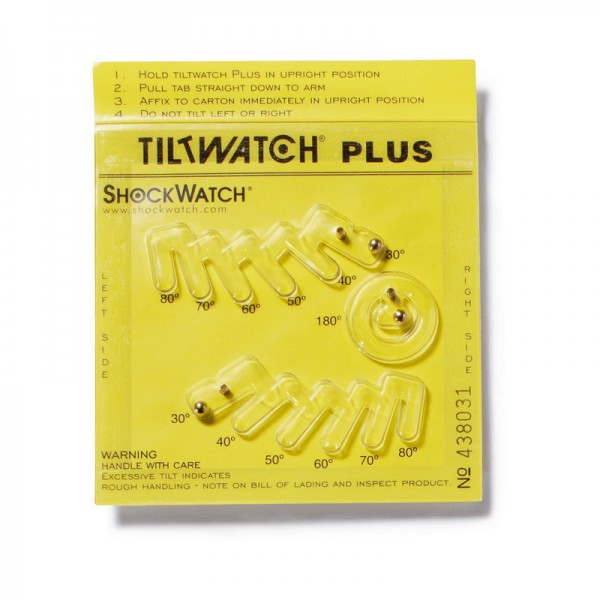 Kippindikator Tiltwatch®Plus