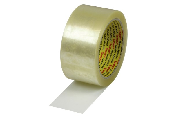 PP-Klebeband 3M Scotch Pro 371, transparent, 48 µ